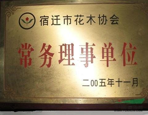 花木协会理事单位